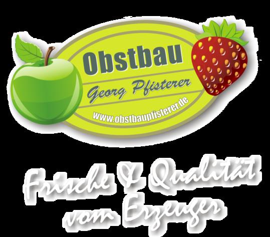 Heidelberg Obsthandel, Gemüseverkauf Pfisterer, Obstbau Georg Pfisterer