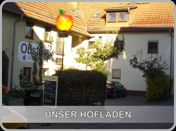 Obstbau Heidelberg, Pfisterer Hofladen, Gemüseverkauf Hagellachstraße 2